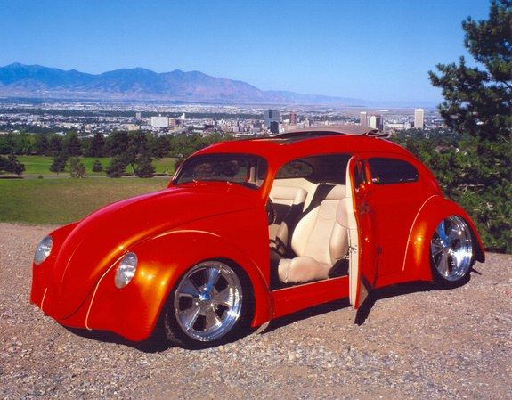 Dave Kindig, Kindig-It Design, and Volkswagen's. (updated 4.21.15) | Vw beetles, The doors and ...