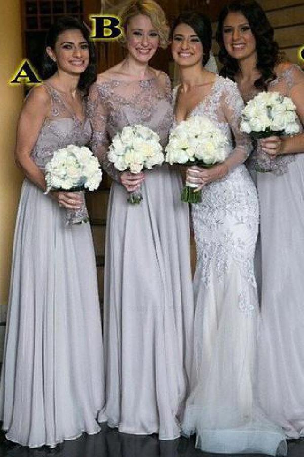 b5f38cfa391 Outlet Trendy Bridesmaid Dress Cheap