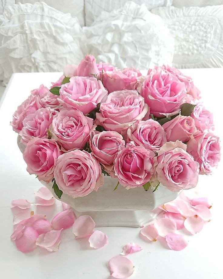 открытки с роза пионами с днем рождения том