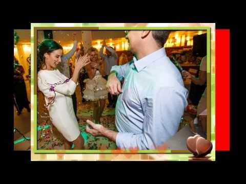 """Двойная свадьба друзей в ресторане """"Российский сувенир"""" 89057776426"""