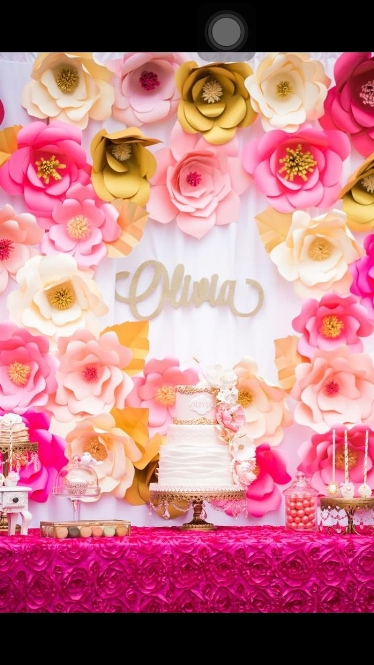 70 best Party deco images on Pinterest   Parties, Decorations and ...