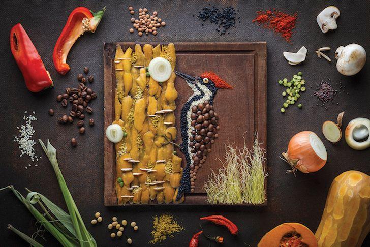 ENVIRONMENT | 푸드 스타일리스트 안나 케비예 조이스(Anna Keville Joyce)는 재료와 형식을 통한 실험으로 요리와 일러스트의 감미로운 크로스오버를 완성해냈다.  | Lexus i-Magazine 다운로드 ▶ www.lexus.co.kr/magazine #Lexus #Magazine #progressive #environment #annakevillejoyce #food