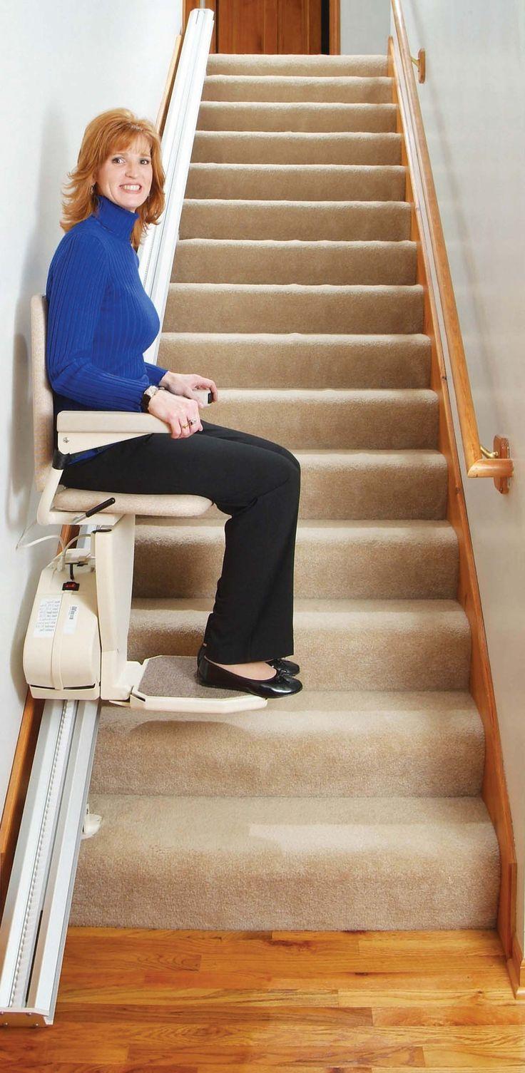Best 25+ Stair lift ideas on Pinterest | Stairs elevator ...