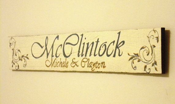 13 best Grandparents Personalized Signs images on Pinterest ...