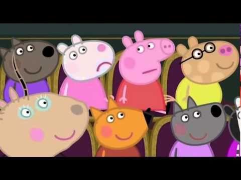 Peppa pig Castellano Temporada 4x24 El espectáculo navideño del señor Potato - YouTube