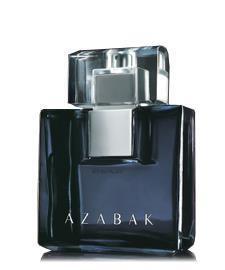 Ésika Perfume Azabak Amadeirado Elegante 100 ml Notas Verdes associam-se com madeiras finas.