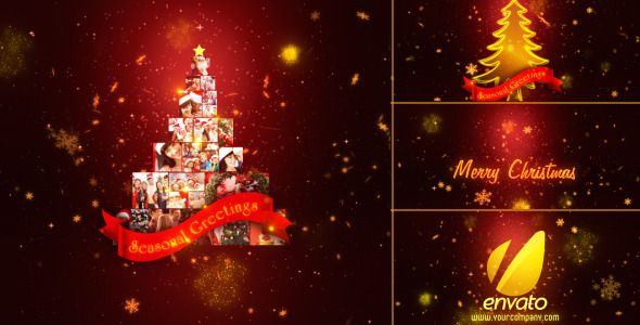 Christmas Wishes Multi Video