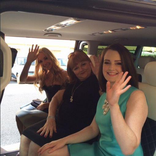 Downton Abbey Ladies!