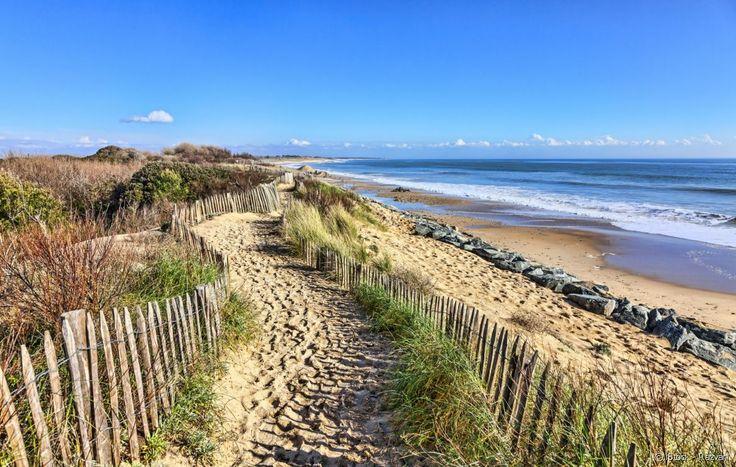Entre ses criques, ses falaises et ses plages de sable, le littoral breton ne manque pas de charme.