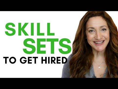 3 Skill Sets That Will Help You Get Hired - YouTube