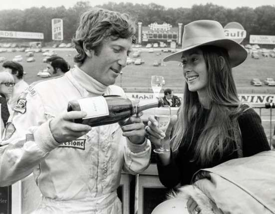JOCHEN RINDT #F1 #Formula1 #GrandPrix #GrandPrixF1 #Lotus #Cosworth #Ford #Brabham #Cooper www.snaplap.net/...