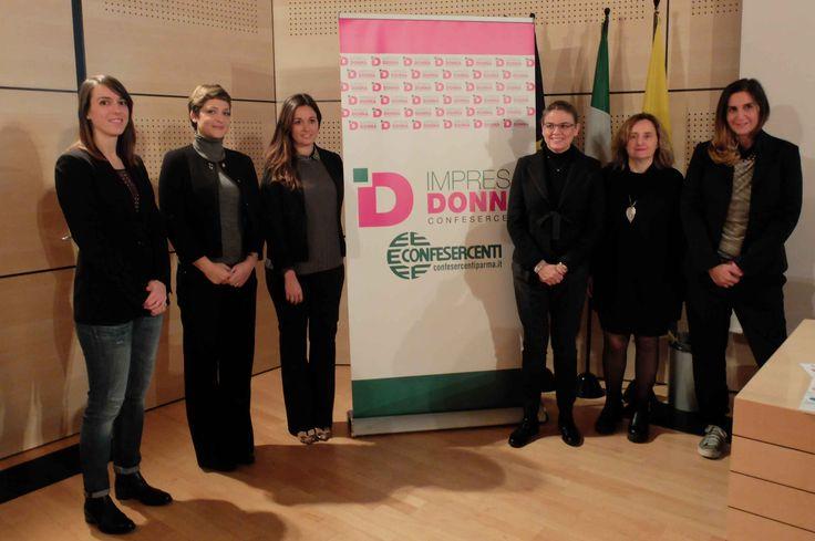 Si è svolto questo pomeriggio nella Provincia di Parma il secondo workshop di Impresa Donna Confesercenti Parma, il comitato di imprenditoria femminile nato l'anno scorso a supporto e sviluppo delle imprese del territorio. Tema dell'incontro: la ...