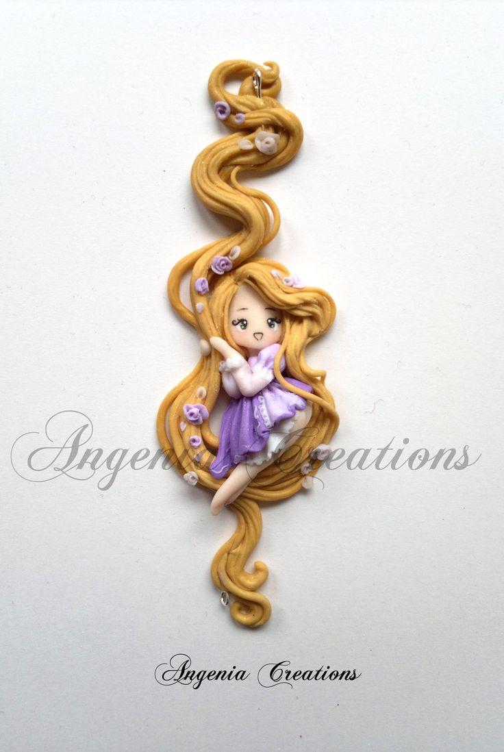 Rapunzle tangled by ~AngeniaC on deviantART