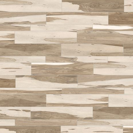 Over Cream 8 X 40 Porcelain Wood Look Tile