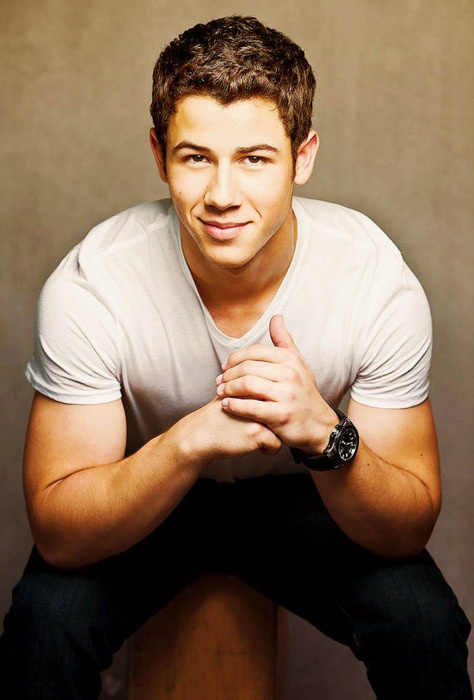 Dang! Is Nick Jonas turning into quite the stud or what?! When did that happen..