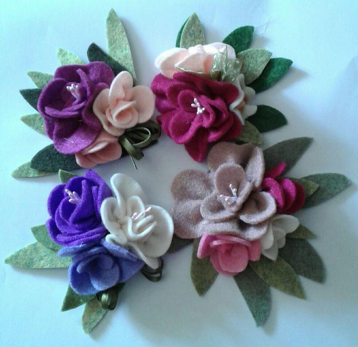Fiori per decorazioni -luisa valent