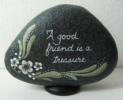 Un buen amigo...Es un tesoro...