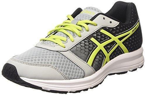 Oferta: 55€. Comprar Ofertas de ASICS - Patriot 8, Zapatillas de Running Hombre, Gris (silver Grey/lime/black 9605), 41.5 EU barato. ¡Mira las ofertas!