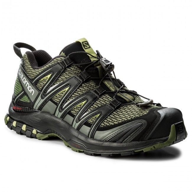 buy online cd5a7 2c803 New Salomon Mens XA Pro 3D CS Hiking Waterproof Mountain Running Shoes Size  10  Salomon  RunningShoes