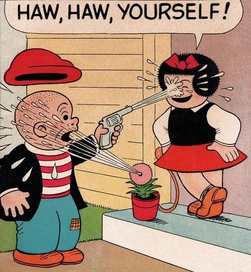Nancy And Sluggo Comic Porn - Nancy and Sluggo. Nancy is an American daily and Sunday comic strip,  originally written