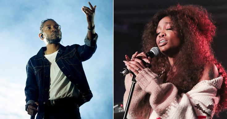 Hear Kendrick Lamar, SZA's Defiant New Song 'All the Stars' #headphones #music #headphones