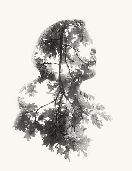 Finnish photographer Christoffer Relander is known for using multiple exposures to blend images of people and objects into single, stunning photos.
