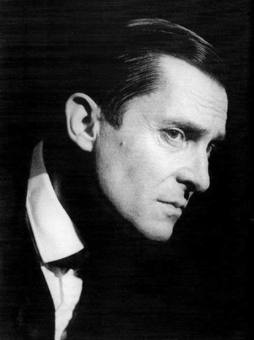Portrait of Jeremy Brett as Sherlock Holmes in the Granada series