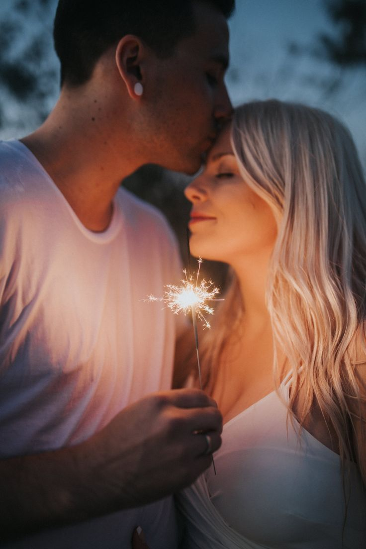 Taylor + Bree | Romantic Gold Coast engagement session | White Fox Studios