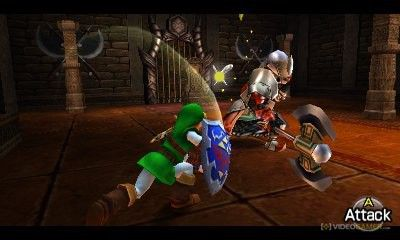 ocarina of time 3ds screenshot - Google zoeken