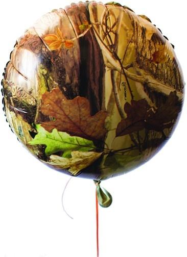 Mylar Party Balloons - NEXT Camo - Camo Party