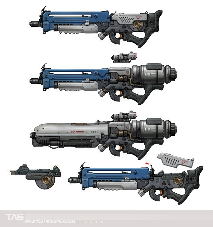 Hardware_Guns by TASMedia