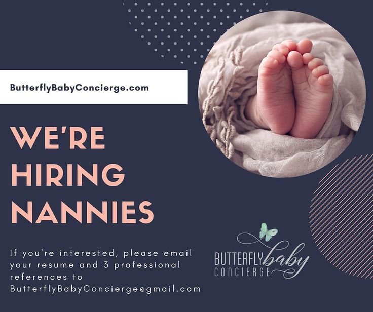 Please share with anyone looking for a fantastic nanny position! We are hiring for both full and part time postions. #nanny #nannies #nannyhiring #aznanny #scottsdalenanny #phoenixnanny #scottsdalemom #azmom #azdad #childcare #californiananny #baby #toddler #newborn #kids #azkids #scottsdale #scottsdaleaz #butterflybabyconcierge #babyconcierge #maternityconcierge #workingmom #workingdad