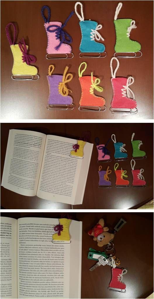 Keyholder or bookmarker