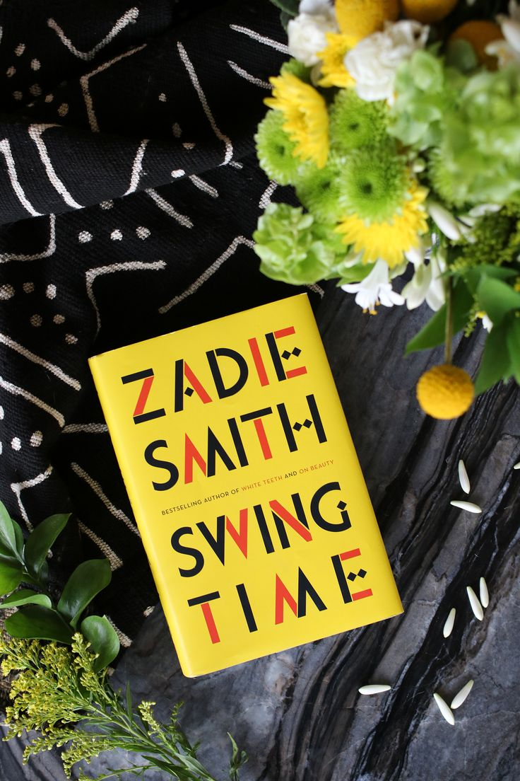 Discussing Swing Time By Zadie Smith