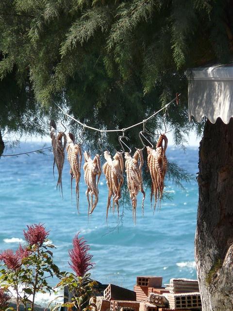 Chance & Apartment 34 Inspiration : Greece (Samos)