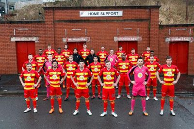 Glasgow Punter: Partick Thistle, Putting Art Into Football. (Updated 25.5.16)