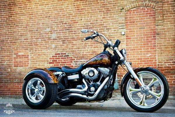 2010 Harley Dyna Super Glide !