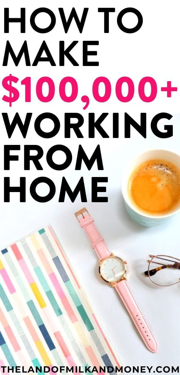 11 Work From Home Jobs That Pay A Full Time Income…