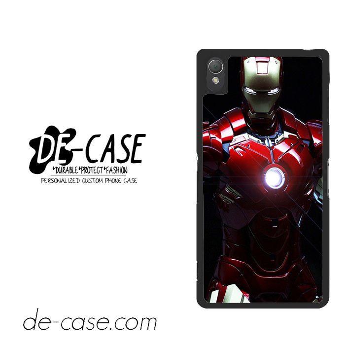 Ironman Tony Stark For Sony Xperia Z3 Case Phone Case Gift Present YO