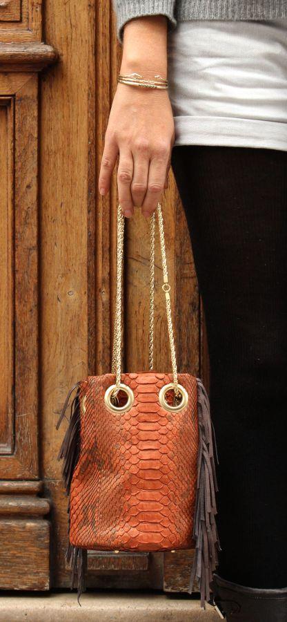 Delphine Delafon Bag, Pascale Monvoisin Bracelets