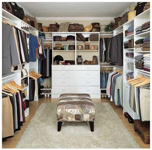 Walk In Closet Solutions: Ikea Closet Organizer System