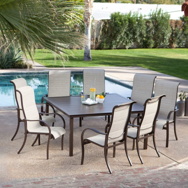 17 Best Images About Patio Furniture On Pinterest Dining Sets Teak And Pat
