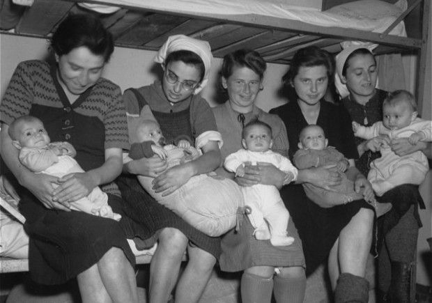 The Babies Who Survived the Holocaust