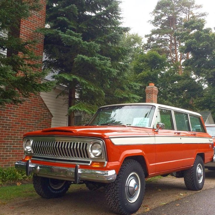 26 best Wagoneer images on Pinterest | Jeep wagoneer, Jeep and Jeeps
