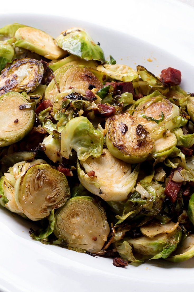 NYT Cooking: Beloved brussels sprouts, which have enough personality to stand up to forceful seasoning, are often paired with bacon or pancetta, and generously peppered. Here, flavorful Spanish chorizo and smoky pimentón complement and enhance the stalwart vegetable. They play beautifully together. Use fresh, soft chorizo, not the aged salami-like kind.