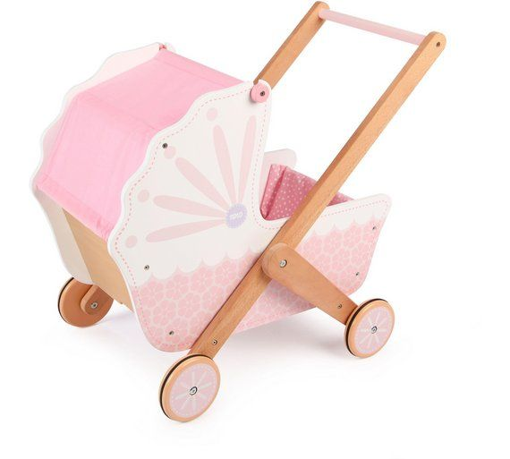 Buy Tidlo 3-in-1 Dolls Pram at Argos.co.uk, visit Argos.co.uk to shop online for Doll prams and pushchairs, Dolls and playsets, Toys