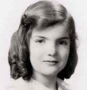 Jackie Kennedy 9 y/o