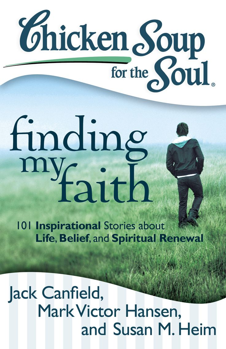 Chicken Soup Finding My Faith US/Can 3/1