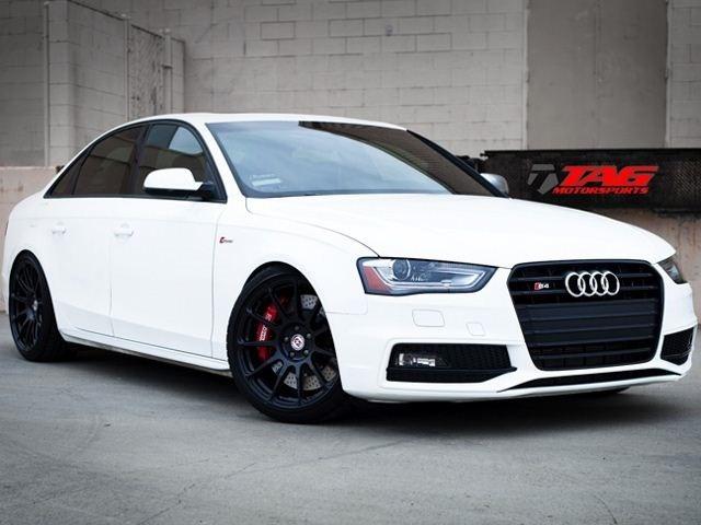 Tag Motorsports Audi S4 Aka White Lightning Lifestyles Defined Audi S4 Audi Cars Audi A4