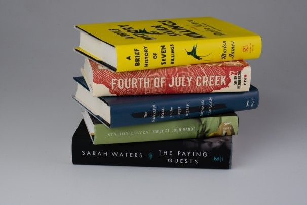 The five best thrillers of 2014 - The Washington Post